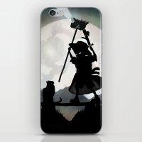 Gandalf Kid iPhone & iPod Skin
