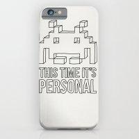 Space Invader iPhone 6 Slim Case