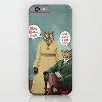 iPhone & iPod Case featuring Merry Christmas to Owls, and to Owls a Good Night!! by Peter Gross
