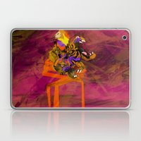 Saber Laptop & iPad Skin