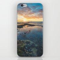 Big Island Sunset iPhone & iPod Skin