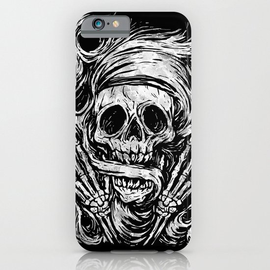 flowing ashes iPhone & iPod Case