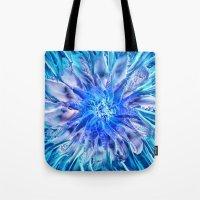 Encaustic-Mandala Tote Bag