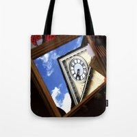 Summer Time Reflections Tote Bag