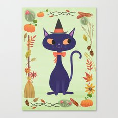Twinkle Spice  Canvas Print