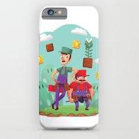 Mario and Luigi! iPhone 6 Slim Case