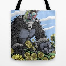 The Unshackled Dream Tote Bag