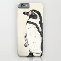 Humboldt Penguin iPhone 6 Slim Case