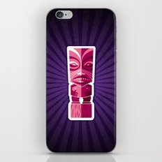 Tiki Idol iPhone & iPod Skin