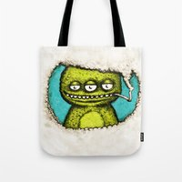 3Eye Tote Bag