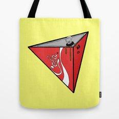 COLA CAN Tote Bag