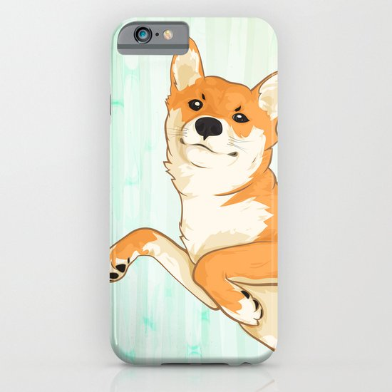 I am not a fox! iPhone & iPod Case