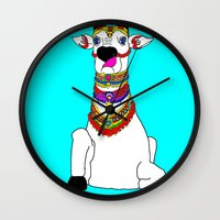 The Holy Cow Wall Clock