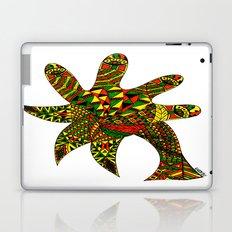 Finger Palm Tree Laptop & iPad Skin