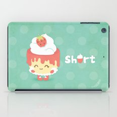 Strawberry Short Cake iPad Case