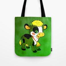 Childhood Cow Tote Bag