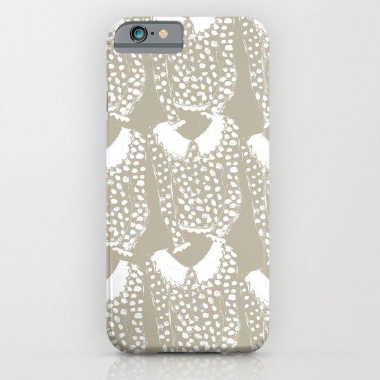Polka Dot Sweater iPhone & iPod Case