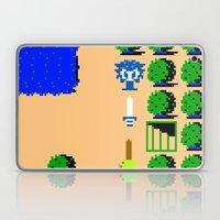 Minion's Last Rites: Zelda's Octorok Laptop & iPad Skin