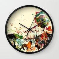 World As One : Human Kin… Wall Clock