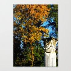 Ancient Roman Column Canvas Print