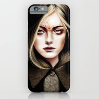 iPhone & iPod Case featuring Leia Cole by Feline Zegers