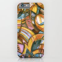 With Bird Biting Shirt S… iPhone 6 Slim Case