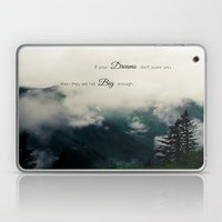 Dream Big II Laptop & iPad Skin