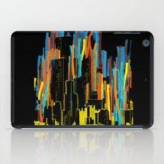 strippy city iPad Case