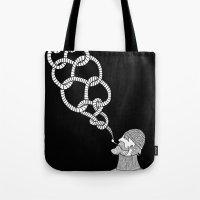 Sailors Knot Tote Bag