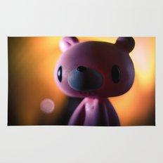 A gloomy Bear ! Rug