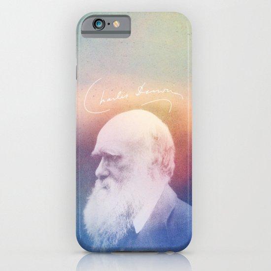 Heart Of Stone. Darwin. 1809-1882. iPhone & iPod Case