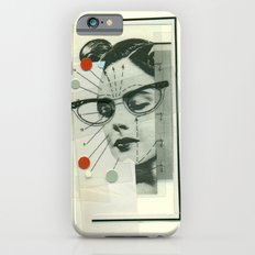 Girls Who Wear Glasses Slim Case iPhone 6s