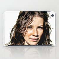 Kate From LOST (Evangeli… iPad Case