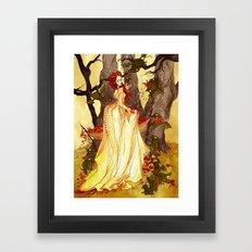 The Goblin Market Framed Art Print