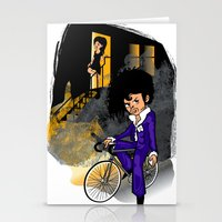 The Purple Kid Stationery Cards