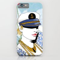 iPhone & iPod Case featuring Eleonora by Vihor