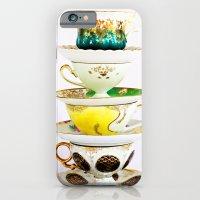 Tip Top TeaCup iPhone 6 Slim Case