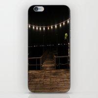 wharf iPhone & iPod Skin