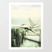 AIR.DCX009 Art Print