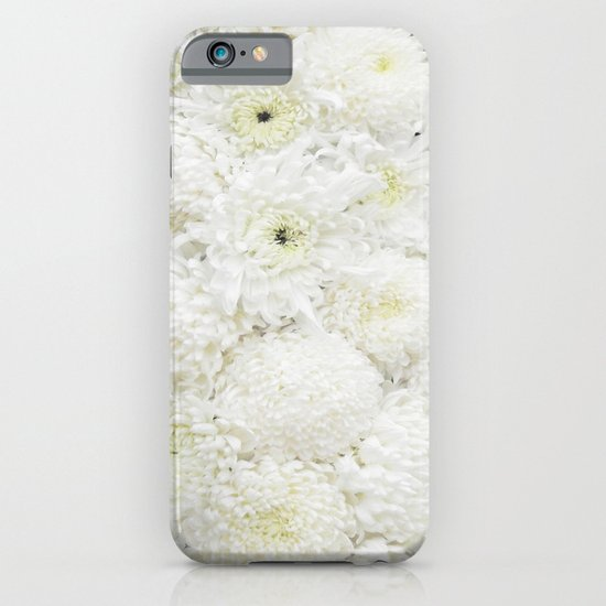 White  iPhone & iPod Case