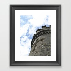 Lismore Tower Framed Art Print