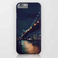 iPhone & iPod Case featuring Manhattan Night by S|Tarah