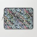 abstract graffiti Laptop Sleeve