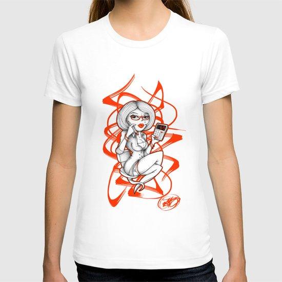 SEX-RETARY T-shirt