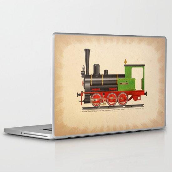 Locomotive Max Laptop & iPad Skin