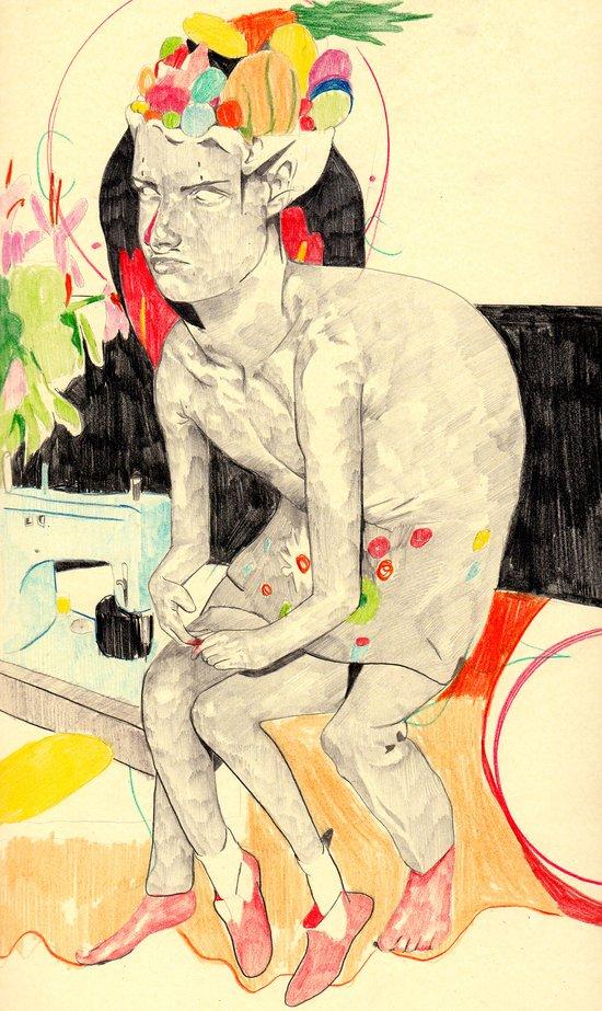 wound Art Print