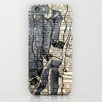 iPhone & iPod Case featuring Pocket Sized Dictionary - 2 by Arash_illusive
