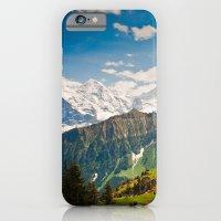 berner oberland, switzerland iPhone 6 Slim Case