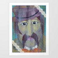 Check Out My Stash Art Print