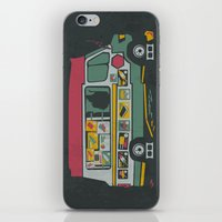 Disappointed Summer iPhone & iPod Skin
